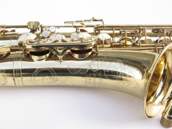 Saxophone ténor Buffet Crampon Super Dynaction verni (4)