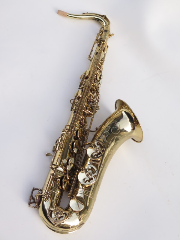 Saxophone ténor Buffet Crampon Super Dynaction verni (8)