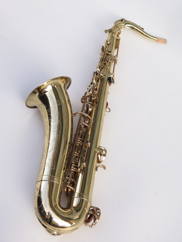 Saxophone ténor Buffet Crampon Super Dynaction verni (9)