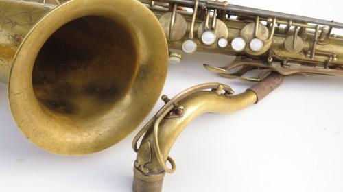 Saxophone ténor Selmer Cigar Cutter verni (1)