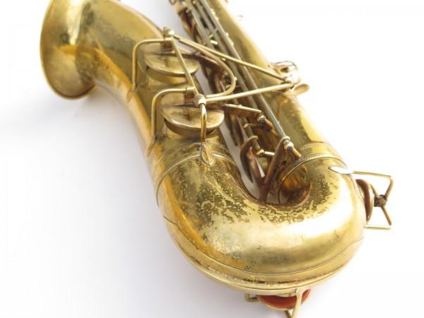 Saxophone ténor Selmer Cigar Cutter verni (10)