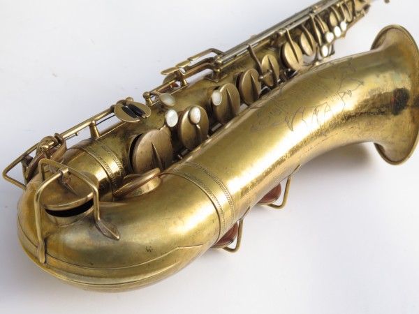 Saxophone ténor Selmer Cigar Cutter verni (11)