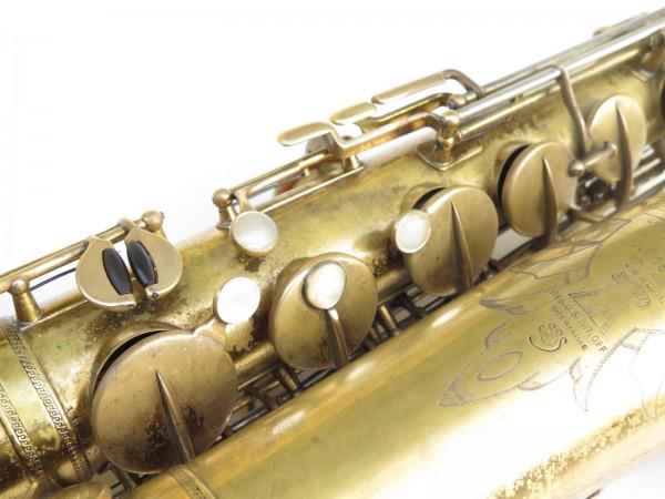 Saxophone ténor Selmer Cigar Cutter verni (12)