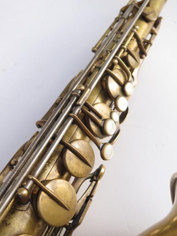 Saxophone ténor Selmer Cigar Cutter verni (13)