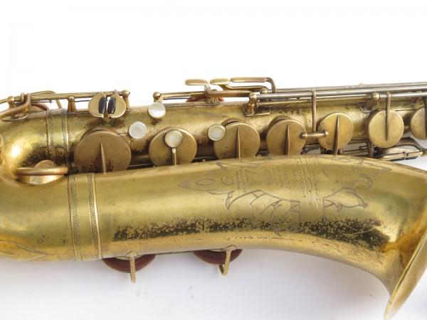 Saxophone ténor Selmer Cigar Cutter verni (2)