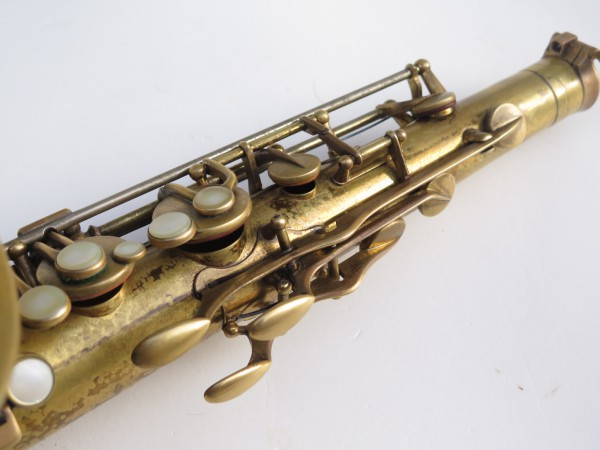 Saxophone ténor Selmer Cigar Cutter verni (3)