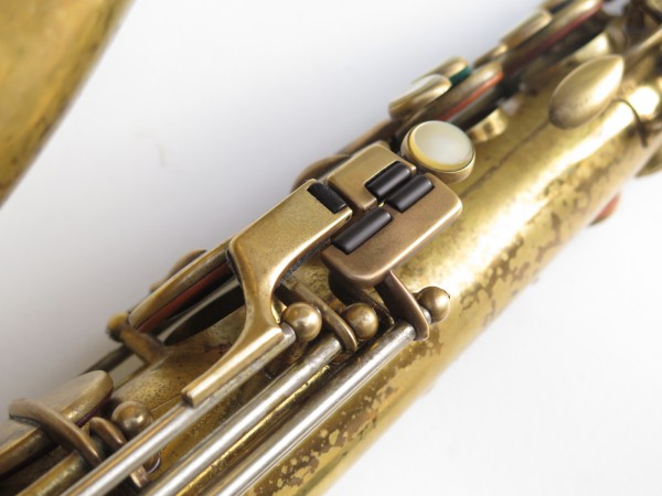 Saxophone ténor Selmer Cigar Cutter verni (4)