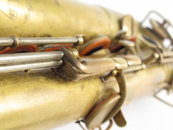 Saxophone ténor Selmer Cigar Cutter verni (6)