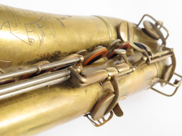 Saxophone ténor Selmer Cigar Cutter verni (7)