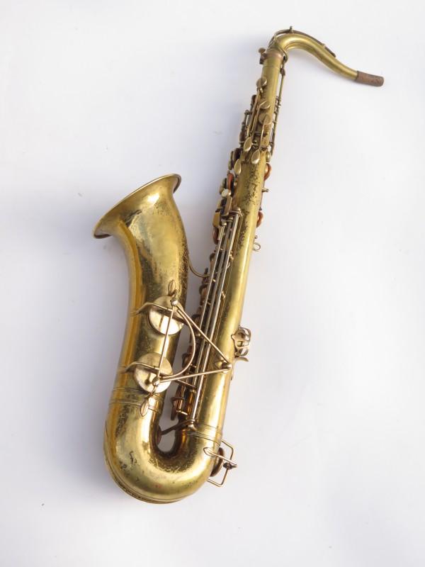 Saxophone ténor Selmer Cigar Cutter verni (9)
