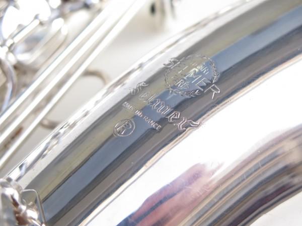 Saxophone ténor Selmer Mark 6 argenté (11)
