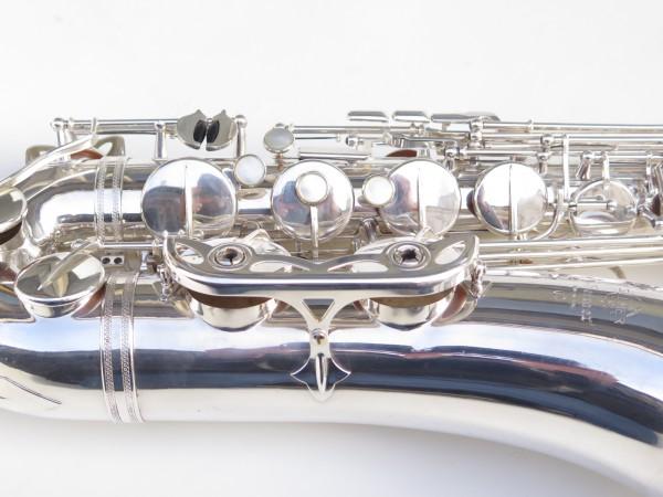 Saxophone ténor Selmer Mark 6 argenté (13)