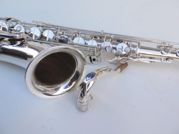 Saxophone ténor Selmer Mark 6 argenté (15)