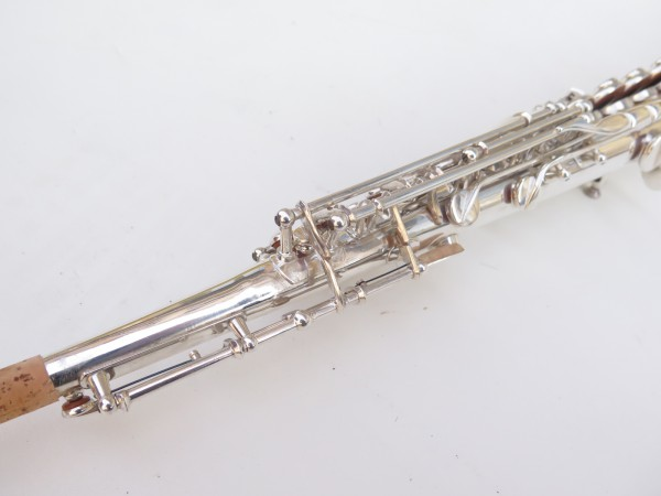 Saxophone soprano Selmer super balanced action transitionnel argenté (15)