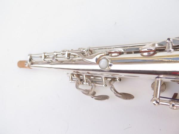 Saxophone soprano Selmer super balanced action transitionnel argenté (16)