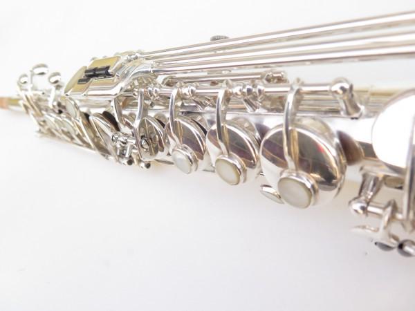 Saxophone soprano Selmer super balanced action transitionnel argenté (17)