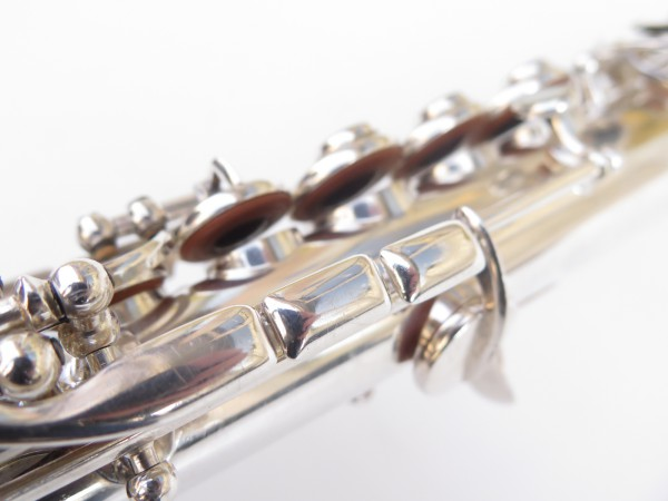 Saxophone soprano Selmer super balanced action transitionnel argenté (18)
