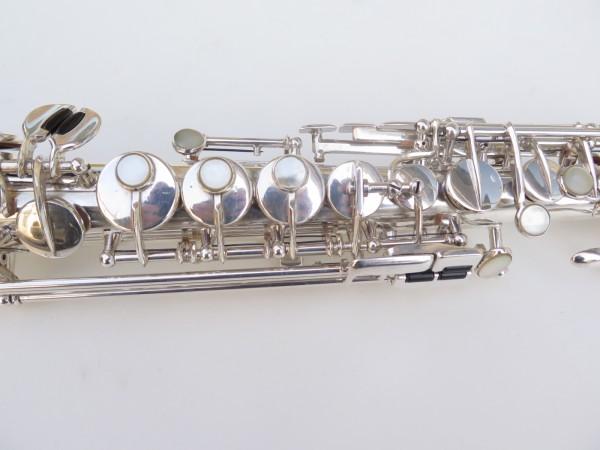 Saxophone soprano Selmer super balanced action transitionnel argenté (2)