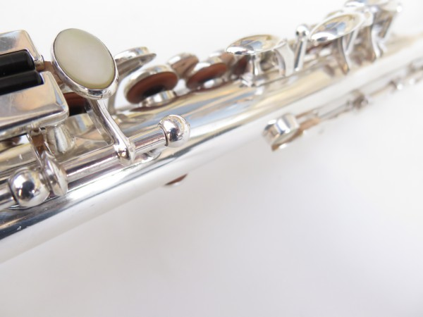 Saxophone soprano Selmer super balanced action transitionnel argenté (20)