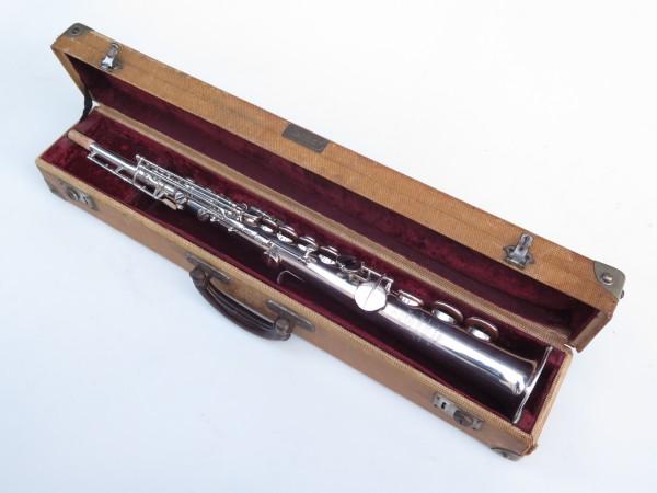 Saxophone soprano Selmer super balanced action transitionnel argenté (7)