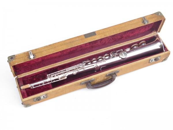 Saxophone soprano Selmer super balanced action transitionnel argenté (9)