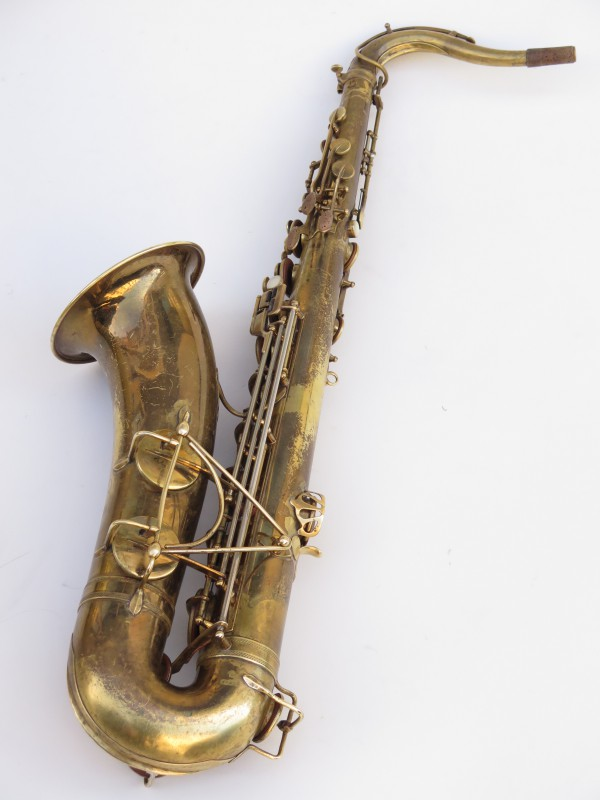 Saxophone ténor Selmer Radio Improved verni (22)