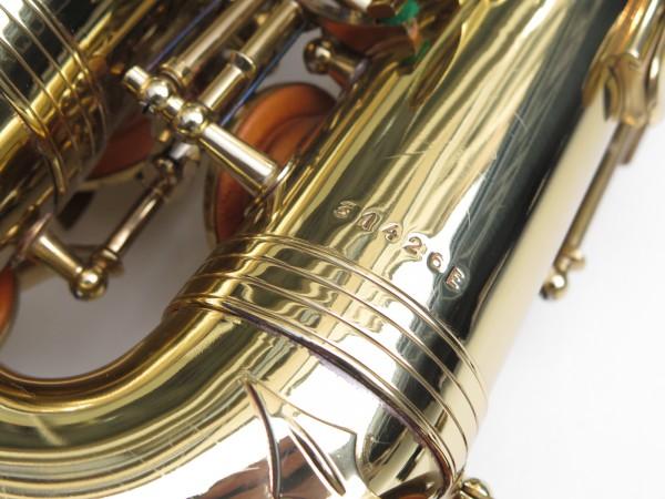 Saxophone alto Buffet Crampon S1 verni gravé (10)