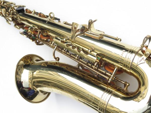 Saxophone alto Buffet Crampon S1 verni gravé (12)