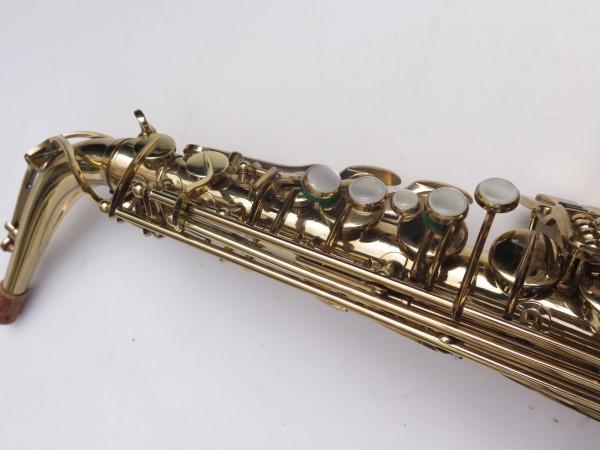 Saxophone alto Buffet Crampon S1 verni gravé (16)