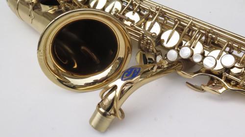 Saxophone alto Selmer Mark 6 verni (1)