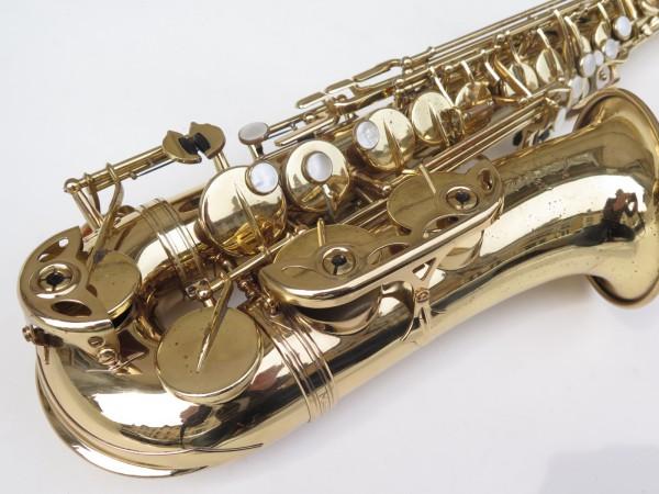 Saxophone alto Selmer Mark 6 verni (11)