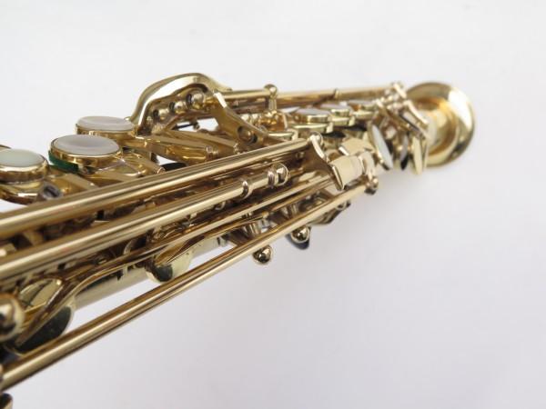 Saxophone soprano Selmer Super Action 80 Série 2 verni (1)