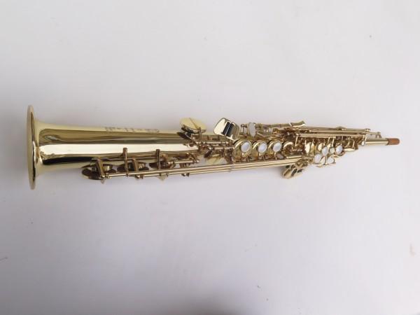 Saxophone soprano Selmer Super Action 80 Série 2 verni (10)