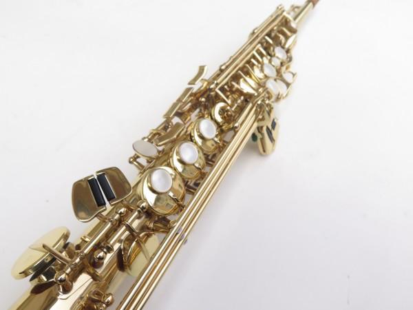 Saxophone soprano Selmer Super Action 80 Série 2 verni (11)