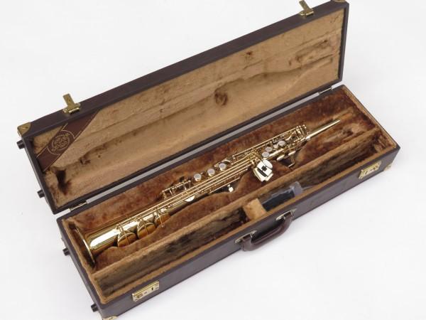 Saxophone soprano Selmer Super Action 80 Série 2 verni (2)