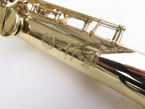 Saxophone soprano Selmer Super Action 80 Série 2 verni (4)