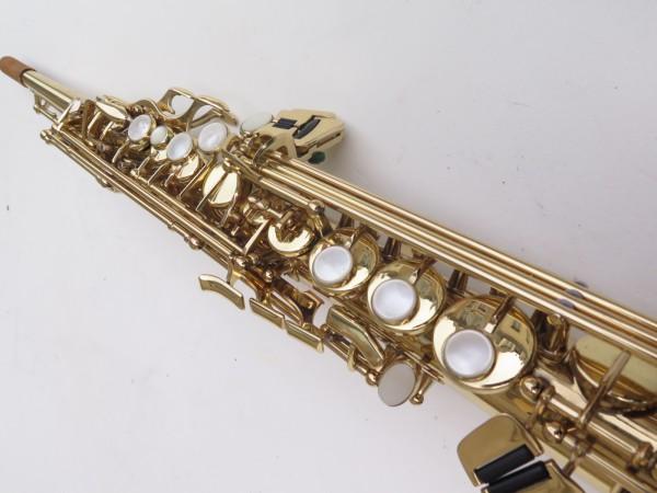 Saxophone soprano Selmer Super Action 80 Série 2 verni (5)