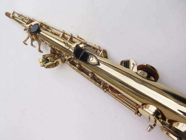 Saxophone soprano Selmer Super Action 80 Série 2 verni (6)