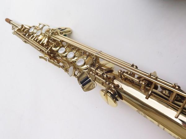 Saxophone soprano Selmer Super Action 80 Série 2 verni (8)