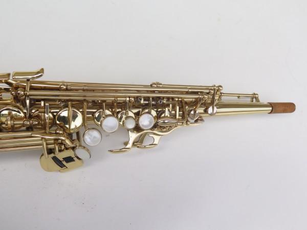 Saxophone soprano Selmer Super Action 80 Série 2 verni (9)