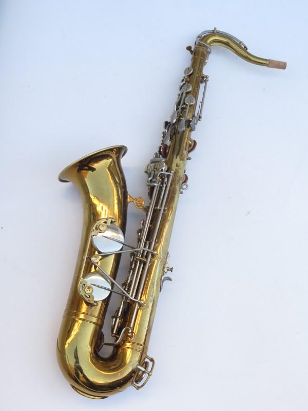 Saxophone ténor Martin committee 2 verni (10)