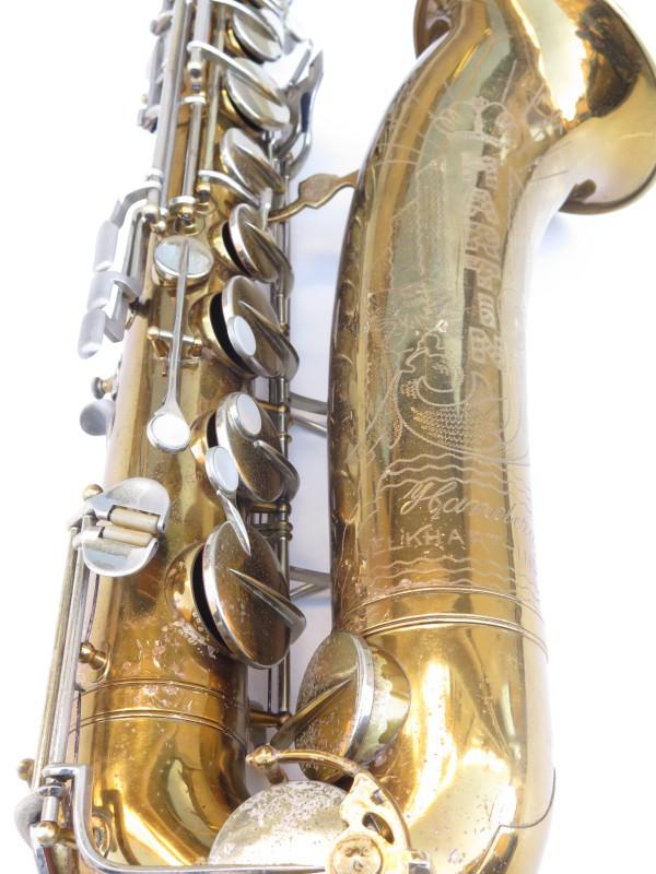 Saxophone ténor Martin committee 2 verni (11)