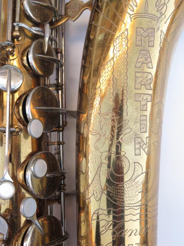 Saxophone ténor Martin committee 2 verni (13)