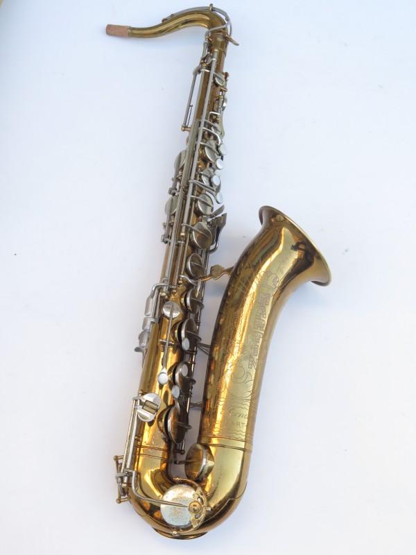 Saxophone ténor Martin committee 2 verni (9)