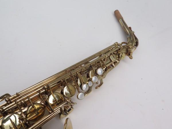 Saxophone alto Selmer Mark 6 verni (10)