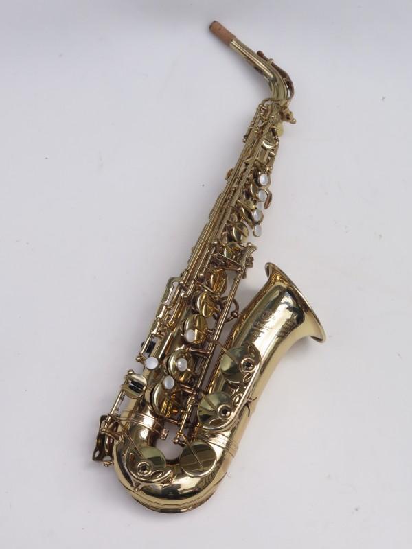 Saxophone alto Selmer Mark 6 verni (2)
