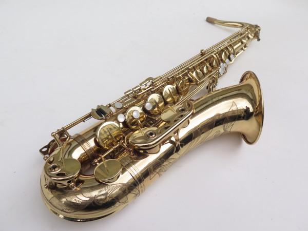 Saxophone ténor Selmer Mark 6 verni gravé (8)