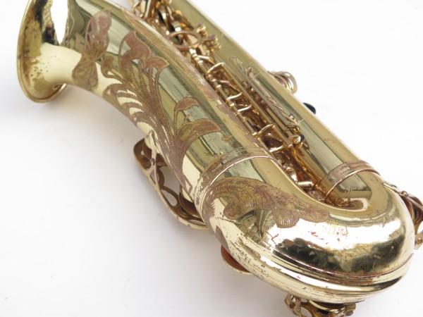 Saxophone ténor Selmer Mark 7 verni gravé (13)