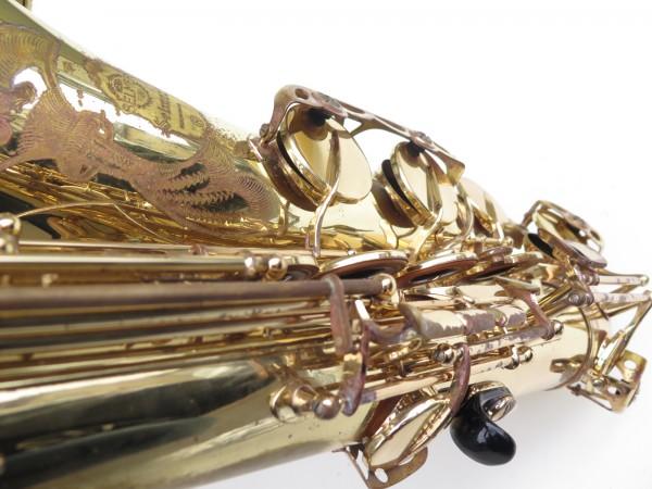 Saxophone ténor Selmer Mark 7 verni gravé (5)