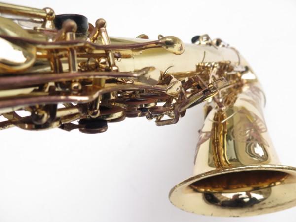 Saxophone ténor Selmer Mark 7 verni gravé (6)